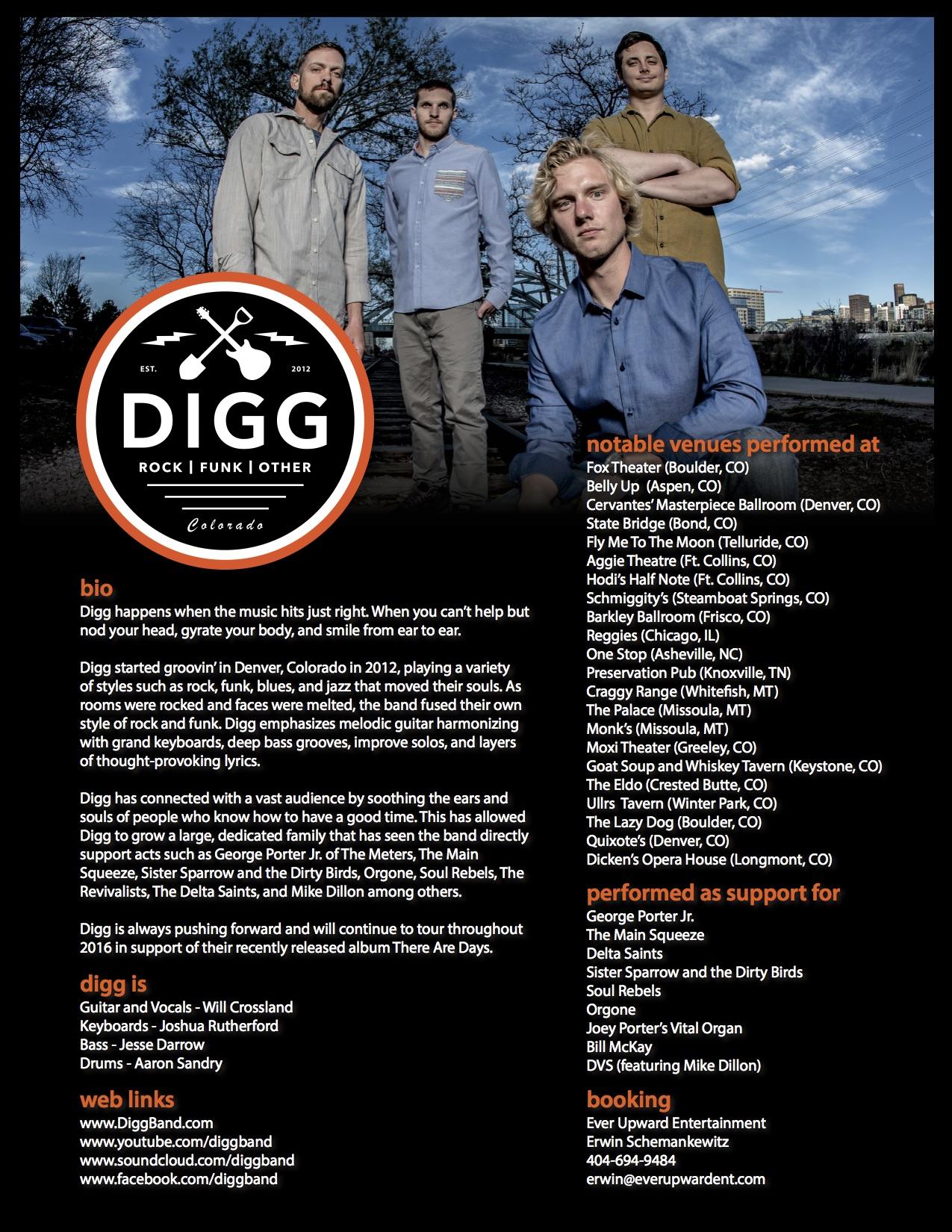 Digg 2016 EPK